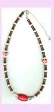 fun wholesale beaded jewlery - beaded choker necklace availabe with beads of various colors