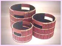 wholesale home decor supply - tub shaped wooden vases available in three different sizes